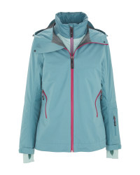 Inoc Ladies' Ski Pro 3-In-1 Jacket