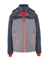 Inoc Men's Ski Pro 3-In-1 Jacket