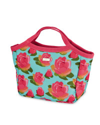 Insulated Handbag - Floral