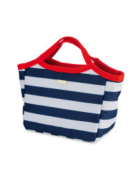 Insulated Handbag - Stripes