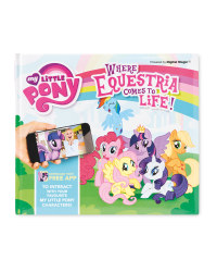Interactive My Little Pony Book
