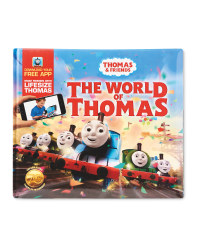 Interactive World of Thomas Book