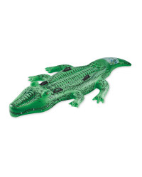Intex Crocodile Ride On Float