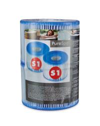 Intex Spa Pool Filters Twin Pack