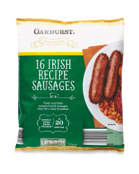 Irish Sausages