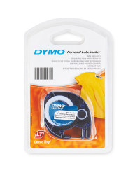 Iron-On Dymo Labels
