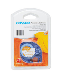 Iron On Dymo Labels