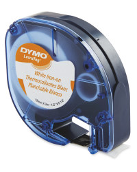 DYMO Iron-on Label Tapes