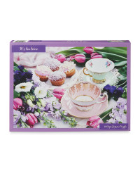 It's Tea Time Jigsaw Puzzle