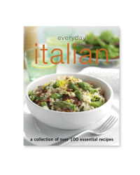 Italian 100 Recipe Cookbook