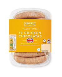 Italian Style Chicken Chipolata