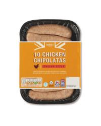 Italian Style Chicken Chipolata