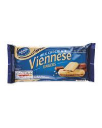 Milk Chocolate Viennese Fingers