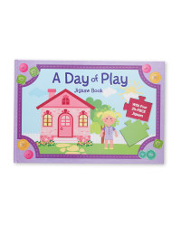 Day of Play Jigsaw Book