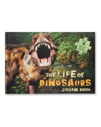 Dinosaurs Jigsaw Book