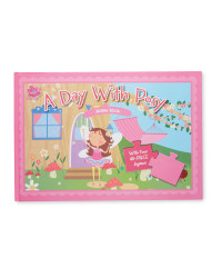 Day with Posy Jigsaw Book