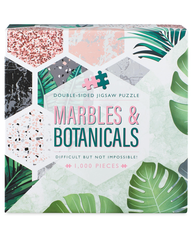 Marbles & Botanicals Jigsaw