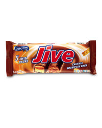 Jive Caramel Shortcake Bars