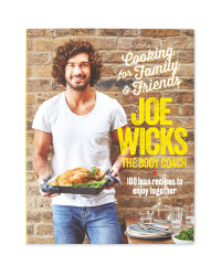 Joe Wicks Family Cookbook