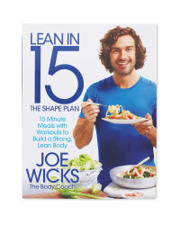Joe Wicks The Shape Plan