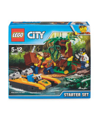Lego City Jungle Starter Set