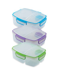 Junior Kids' Split Lunch Box