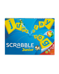 Junior Scrabble Mattel Board Game