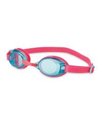 Swimming Goggles Junior - Pink/Blue