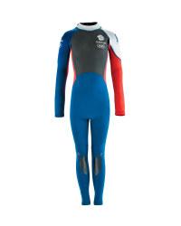 Junior Team GB Full Length Wetsuit - Red