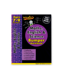 KS2 Bumper Workbook Age 7-9