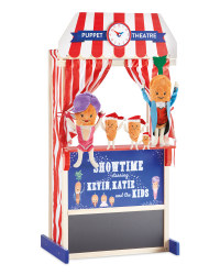 Kevin and Family Puppet Theatre
