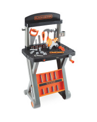 Kids' Toy Workbench & Tools