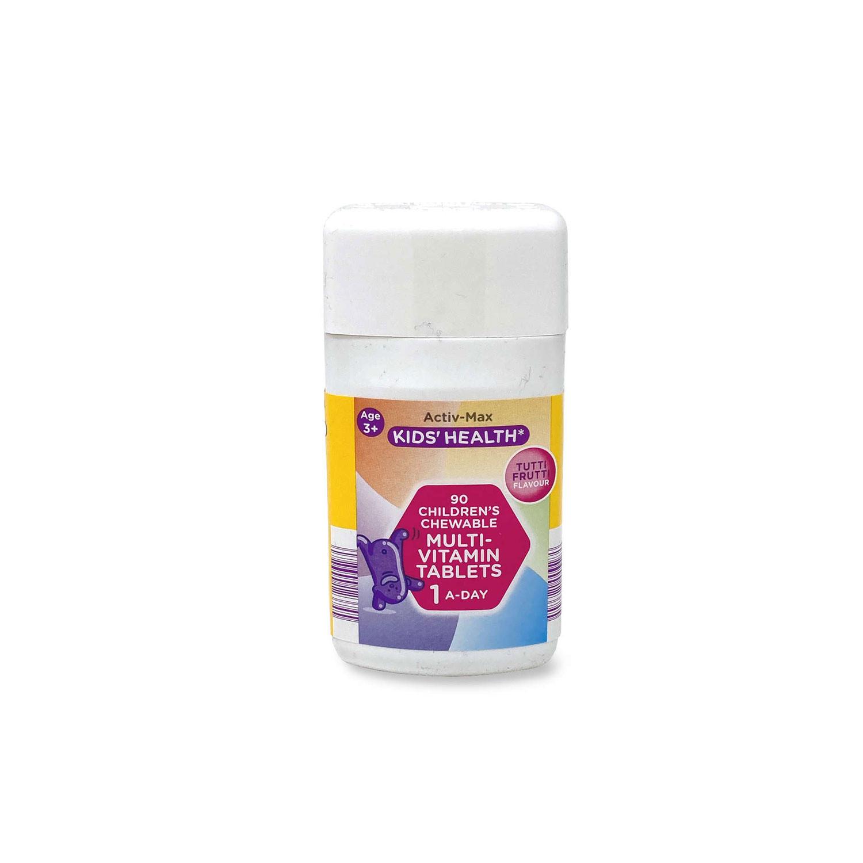 Kid's Chewable Multivitamin Tablets