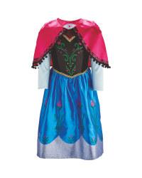 Kid's Frozen Anna Dress Up