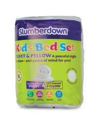 Kids' Anti-Allergy Bed Set