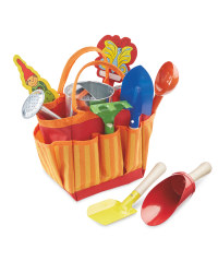 Kids' Gardenline Gardening Set - Red/Yellow/Orange