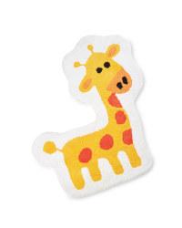 Kids' Giraffe Rug