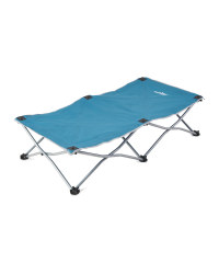 Children's Camping Bed - Blue