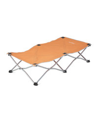 Children's Camping Bed - Orange