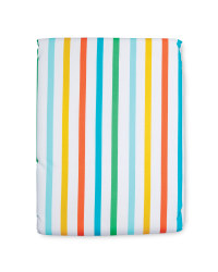 Kids' Striped Curtains 66 x 54""