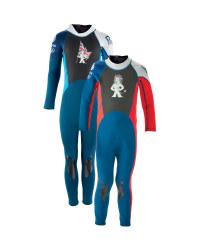 Kids's GB Full-Length Wetsuit