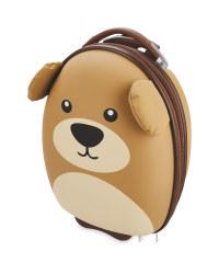 Kids' 3D Bear Suitcase