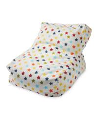 Kids' Multi-Coloured Bean Bag Chair