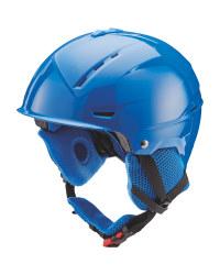 Crane Kids' Blue Ski Helmet