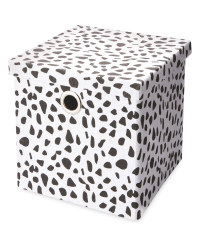 Kids Dalmatian Storage Cube