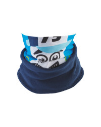Kids' Robot Patterned Neck Warmer