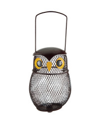 Kids Novelty Owl Bird Feeder