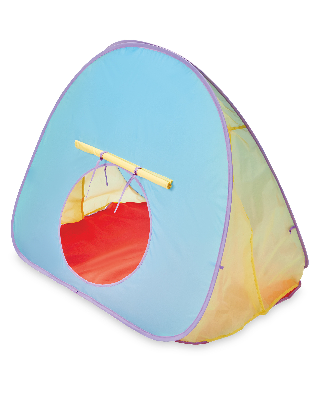 brand new a4654 3f5d4 Little Town Kids Pop Up Tent