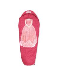 Kids' Princess Sleeping Bag