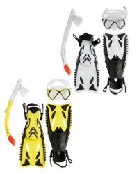 Snorkel & Diving Set Small